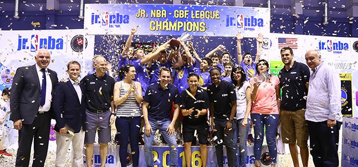 Junior NBA – GBF ქუთასელთა გამარჯვებით და შთამბეჭდავი დაჯილდოვებით დასრულდა