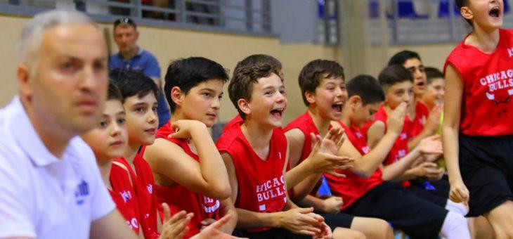 Junior NBA-GBF ლიგის ოთხთა ფინალი შეივსო