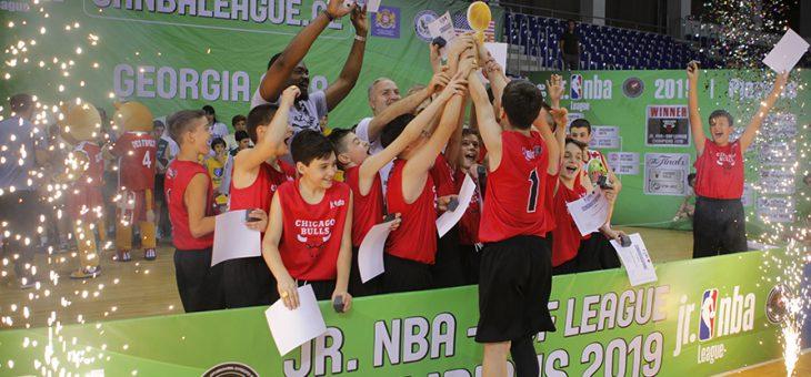 Junior NBA-GBF ლიგის ჩემპიონი ზაზას აკადემიის პირველი გუნდი გახდა