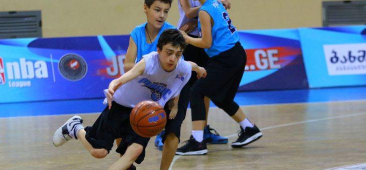 Junior NBA-GBF ლიგის დასავლეთ კონფერენციის საპლეიოფო წყვილები გაირკვა