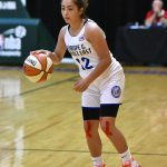 Jr. NBA Global Championships - Quarterfinals  - Mexico Girls v Europe and Middle East Girls